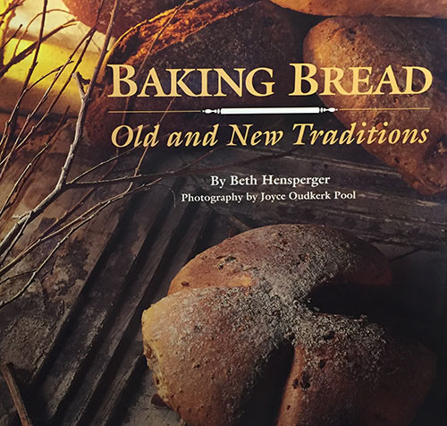 Baking Bread by Beth hensperger