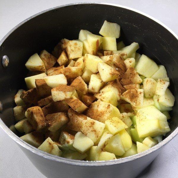 Applesauce Raw