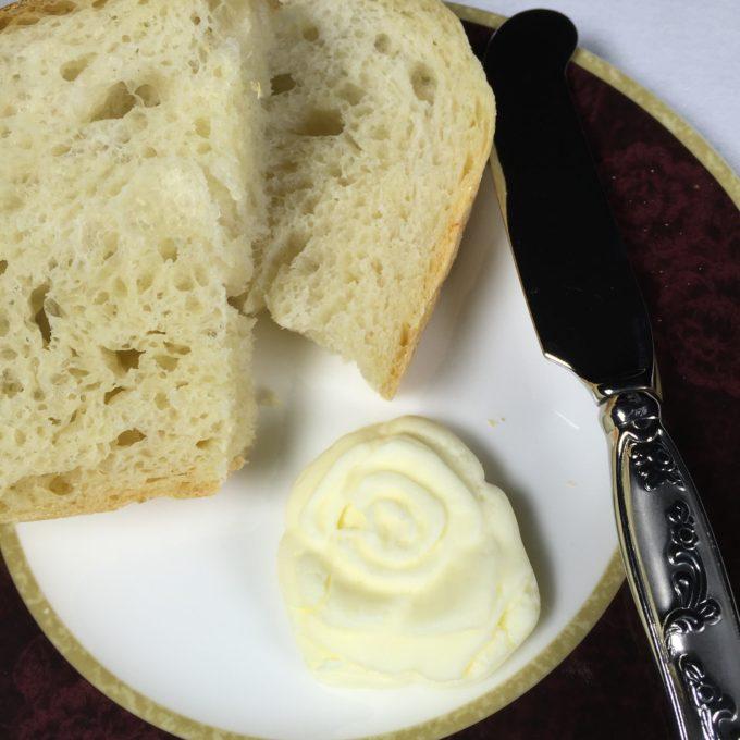 Butter Molded