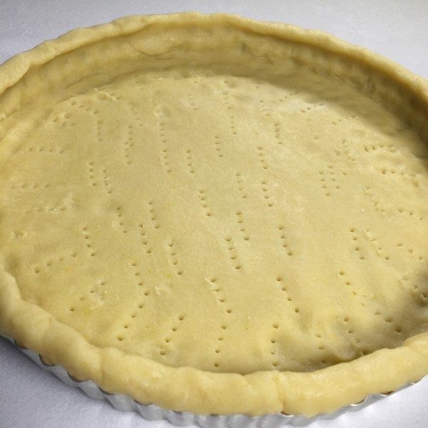 Tart Crust Shaped