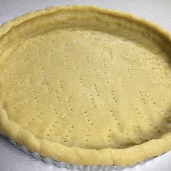 Tart Crust Shaped