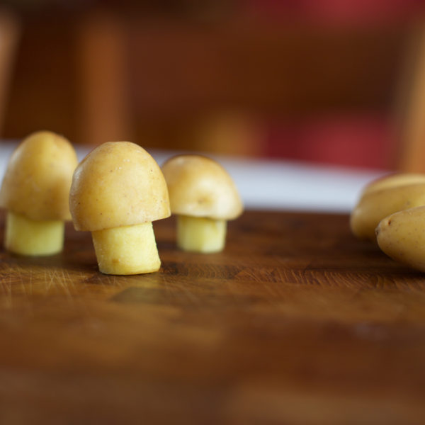 Mushroom Potato Tip