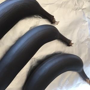 Roasting Bananas