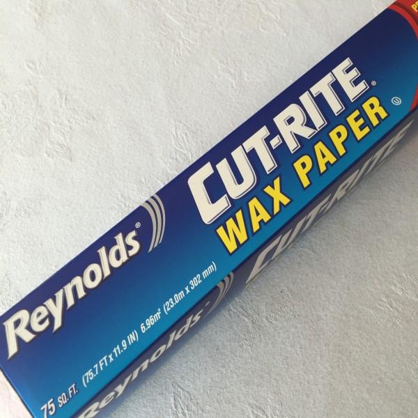 Wax Paper Tip